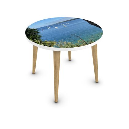 Summer on the helford coffee table