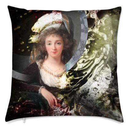 'A Woman of Substance' Cushion