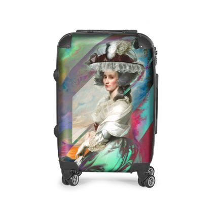 'A Restless Heart' Suitcase