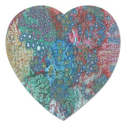 Astrocyte Heart Jigsaw