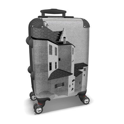 Vintage Castle - Suitcase