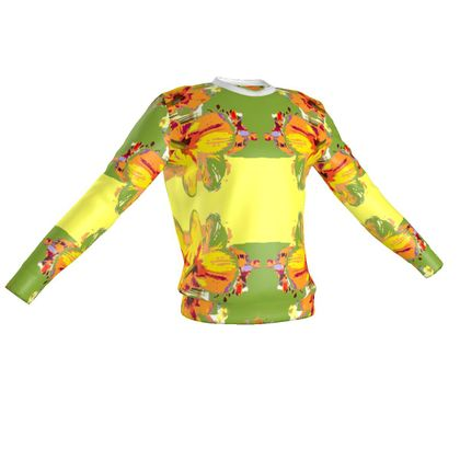 Spring Green Sweatshirt