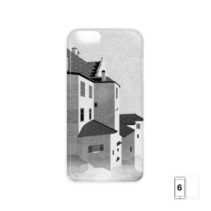 Vintage Castle - iPhone 6 Case