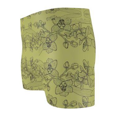 Cut & Sew Boxer Briefs