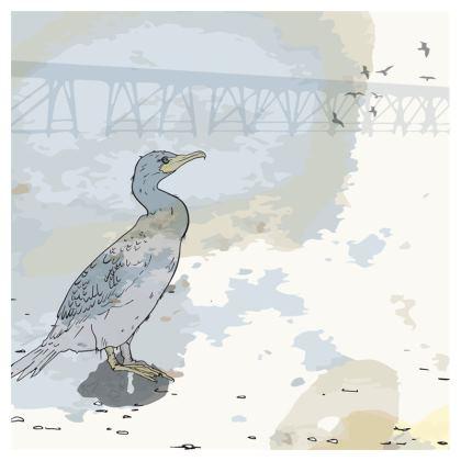 Cormorant Cushions