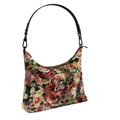 The Boudoir Square Hobo Bag