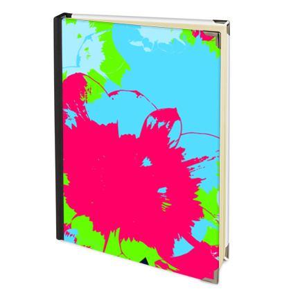 Journal_ Bright Wild Flowers