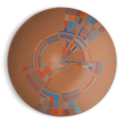 Geometric Abstract on Tan