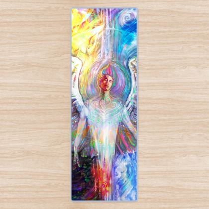 Elemental Angel Yoga Mat