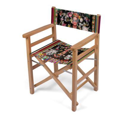 Frida Incognito Directors Chair