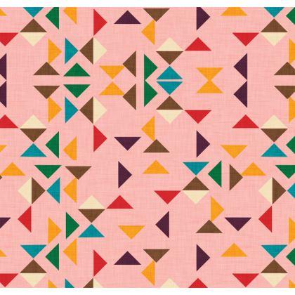 Kilim triangle pattern Cushions