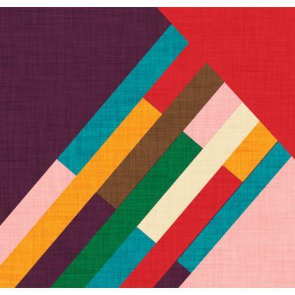 Meridian purple Cushions