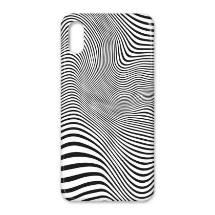 WAVES IPHONE X CASE