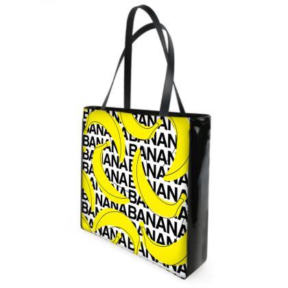 BANANA SHOPPING BAG