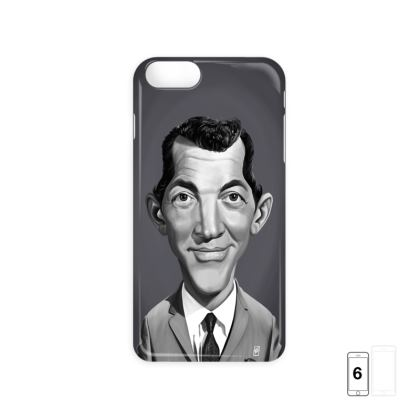 Dean Martin Celebrity Caricature iPhone 6 Case