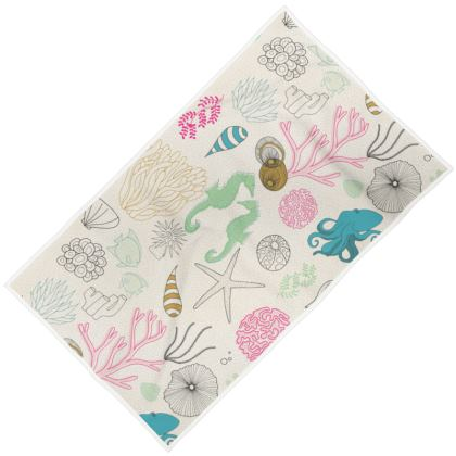Don't Give Grief to the Coral Reef Towels