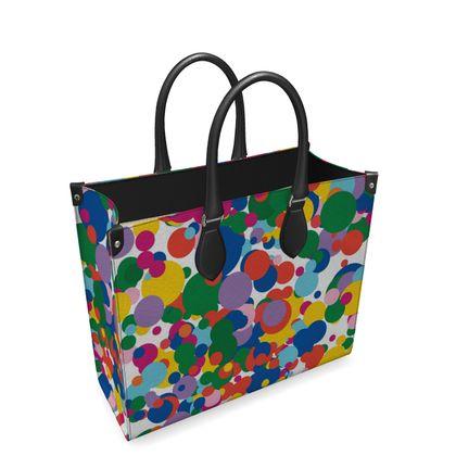 Shopper Bag - Double Dots