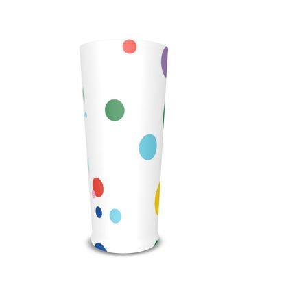 Pint Glass - Seeing Dots