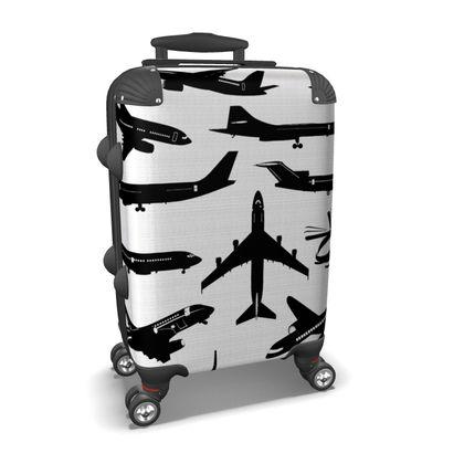Airplane suitcase