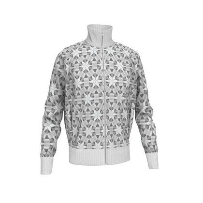 Mens Tracksuit Jacket Shapes 1