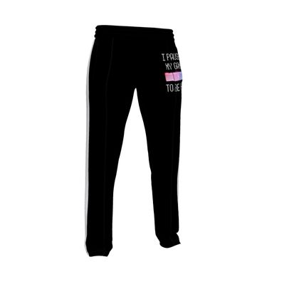 Mens Tracksuit Trousers - I Paused My PC Game To Be Here