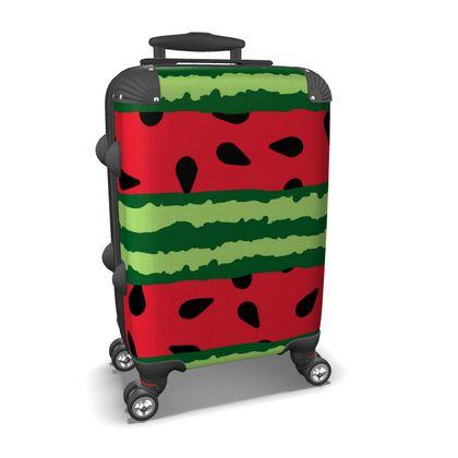 Watermelon juicy suitcase