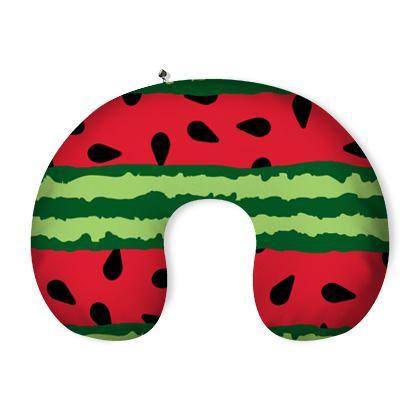 watermelon neck pillow
