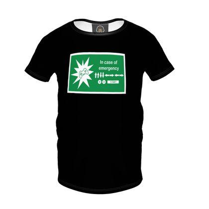 Girls Premium T-Shirt - In Case of Emergency - Use Cheat Code