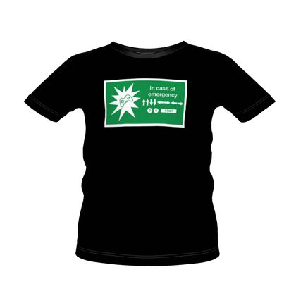 Boys Premium T-Shirt - In Case of Emergency - Use Cheat Code