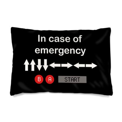 Silk Pillow Cases Sizes - In Case of Emergency - Use Cheat Code 2