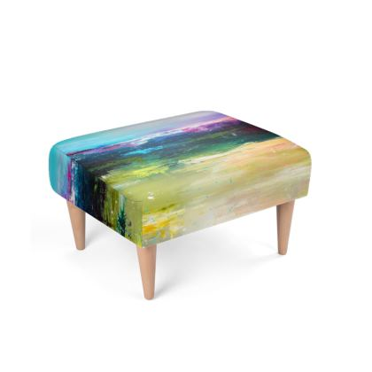 New Horizon's Footstool