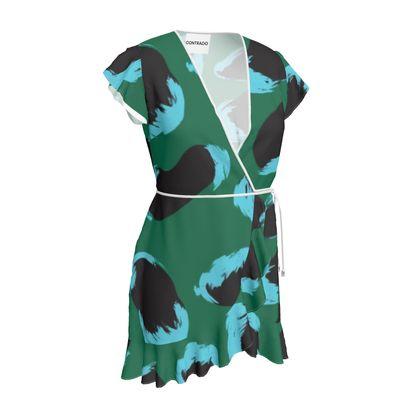 Tea Dress - Cerulean