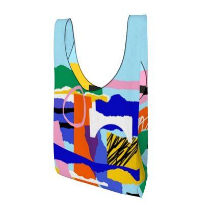 Parachute Bag - Geronimo