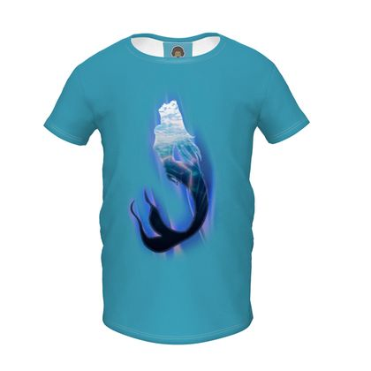 Girls Premium T-Shirt - Magical Mermaid