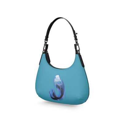 Mini Curve Bag - Magical Mermaid