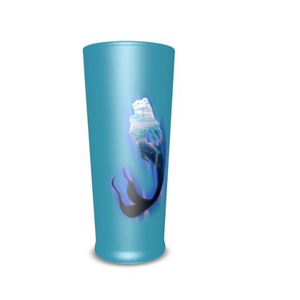 Pint Glass - Magical Mermaid