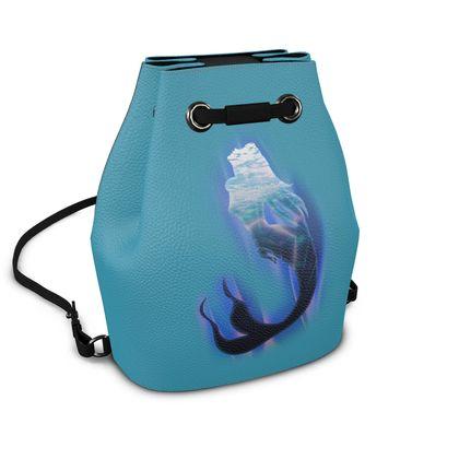 Bucket Backpack - Magical Mermaid