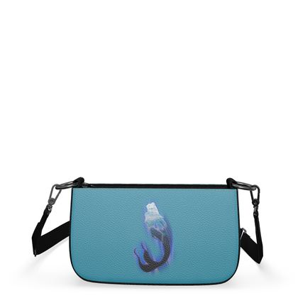 Small Zip Box Bag - Magical Mermaid
