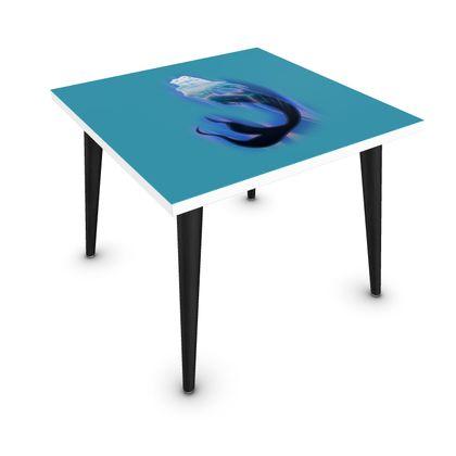 Square Coffee Table - Magical Mermaid