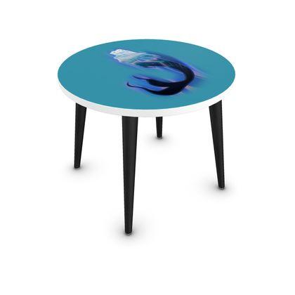 Round Coffee Table - Magical Mermaid