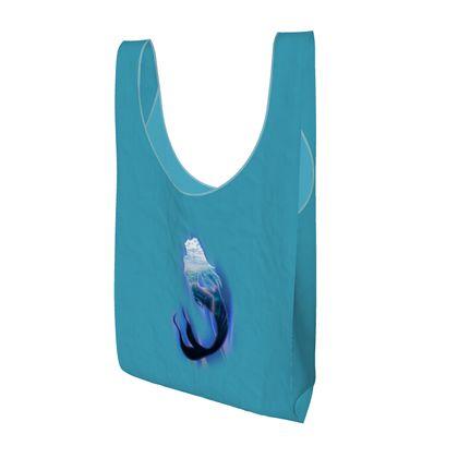 Parachute Shopping Bag - Magical Mermaid