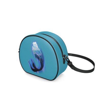 Round Box Bag - Magical Mermaid