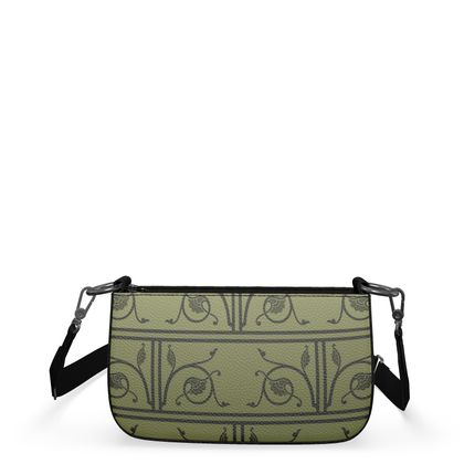 Small Zip Box Bag - Medieval Pattern from The Practical Decorator 1 of 8