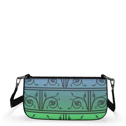 Medium Zip Box Bag - Medieval Pattern 4 of 8