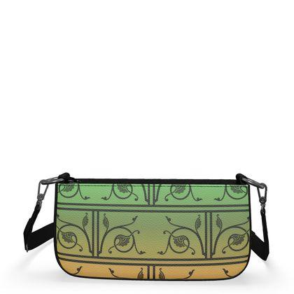Medium Zip Box Bag - Medieval Pattern 5 of 8