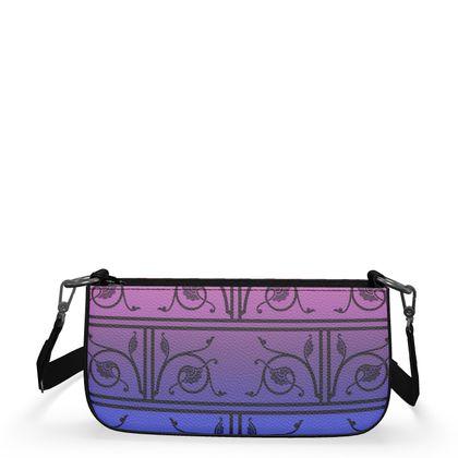 Medium Zip Box Bag - Medieval Pattern 8 of 8