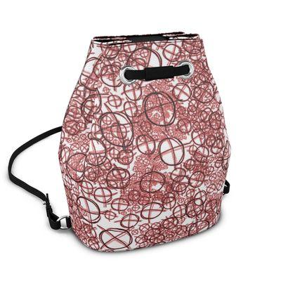 Bucket Backpack - Operator Symbol