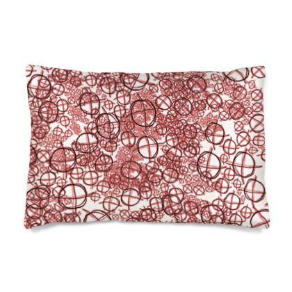 Silk Pillow Case - Operator Symbol