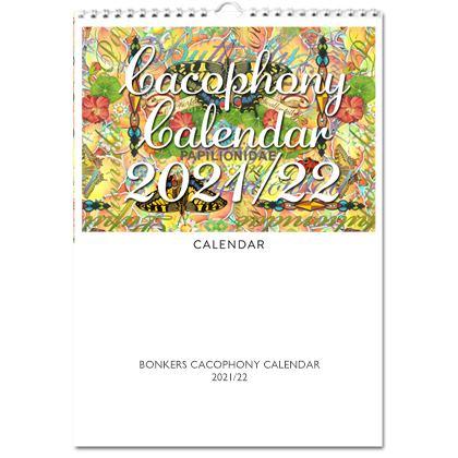 Cacophony Calendar