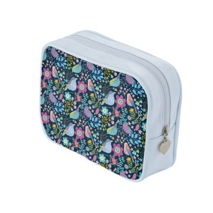 Birdgarden Night Make Up Bags